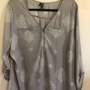 Maurice's plus size 2 blouse